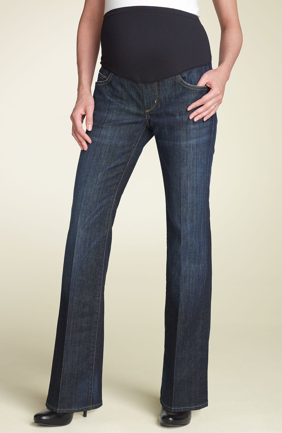 Citizens of Humanity 'Dita' Maternity Jeans (New Pacific) (Petite ...