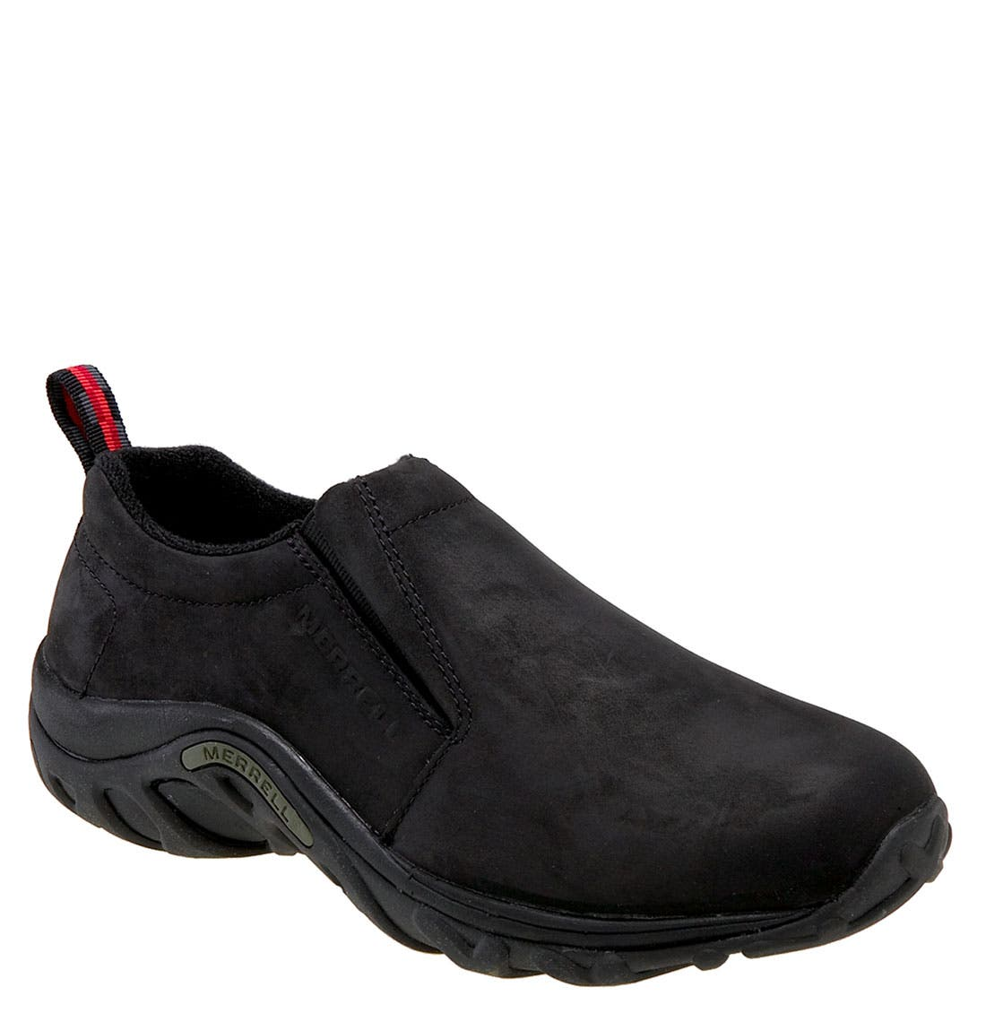Main Image - Merrell 'Jungle Moc - Nubuck' Slip-On (Men)