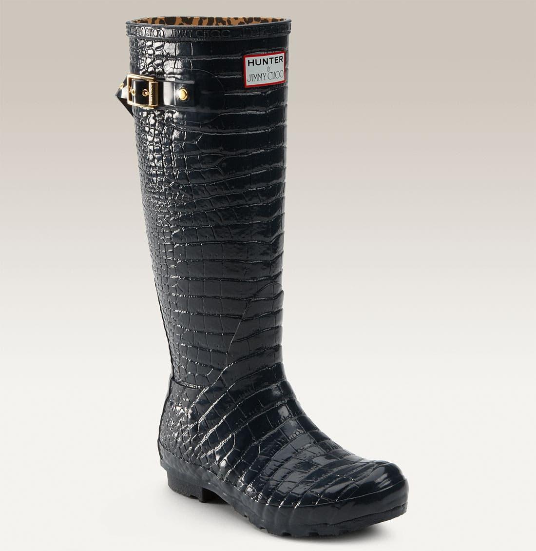 Alternate Image 1 Selected - Jimmy Choo 'Hunter' Rain Boot
