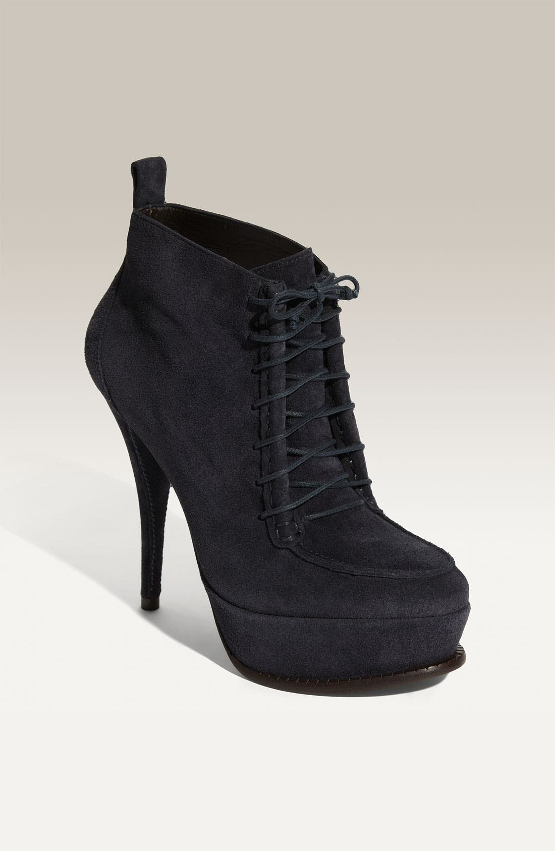 Alternate Image 1 Selected - Elizabeth and James 'E-Moxy' Suede Bootie