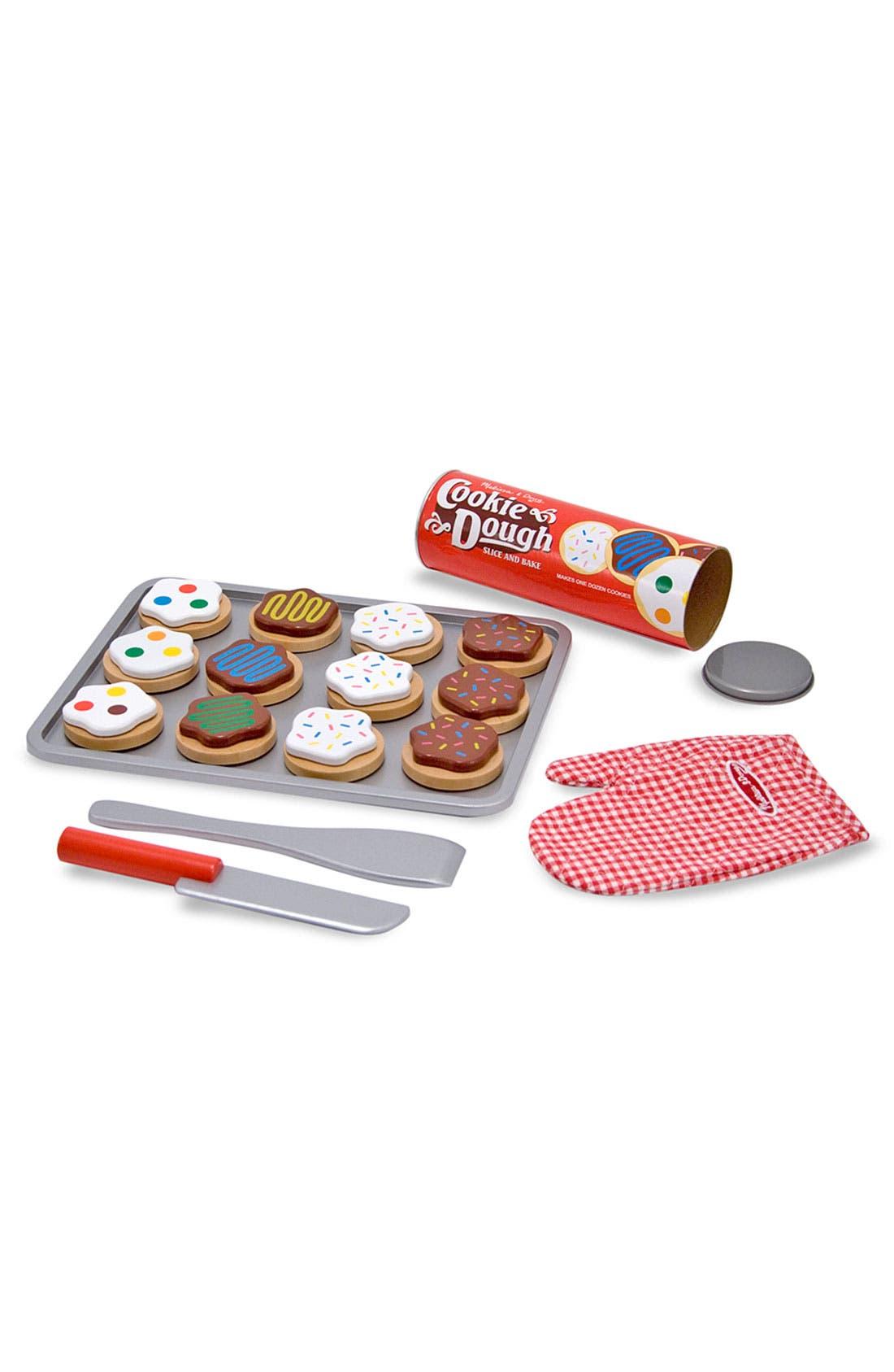 Alternate Image 1 Selected - Melissa & Doug Toy Cookie Set