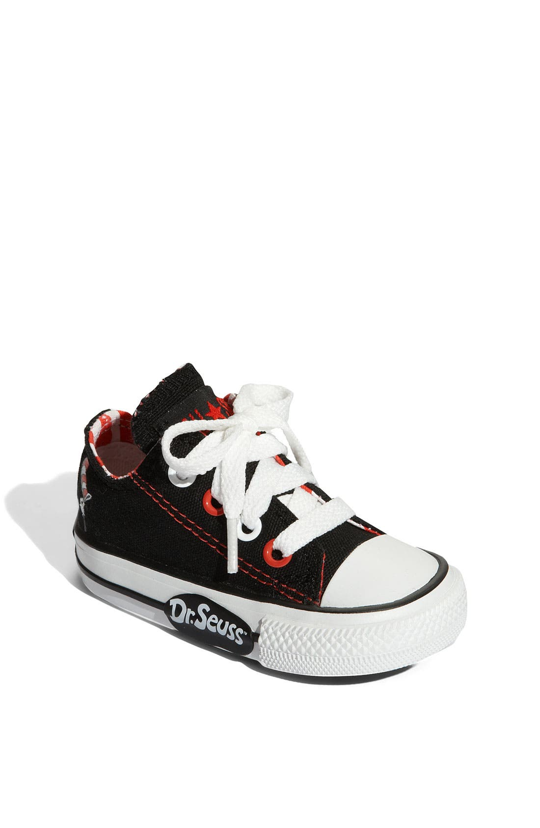 Alternate Image 1 Selected - Converse Chuck Taylor® 'Dr. Seuss' Sneaker (Baby, Walker & Toddler)