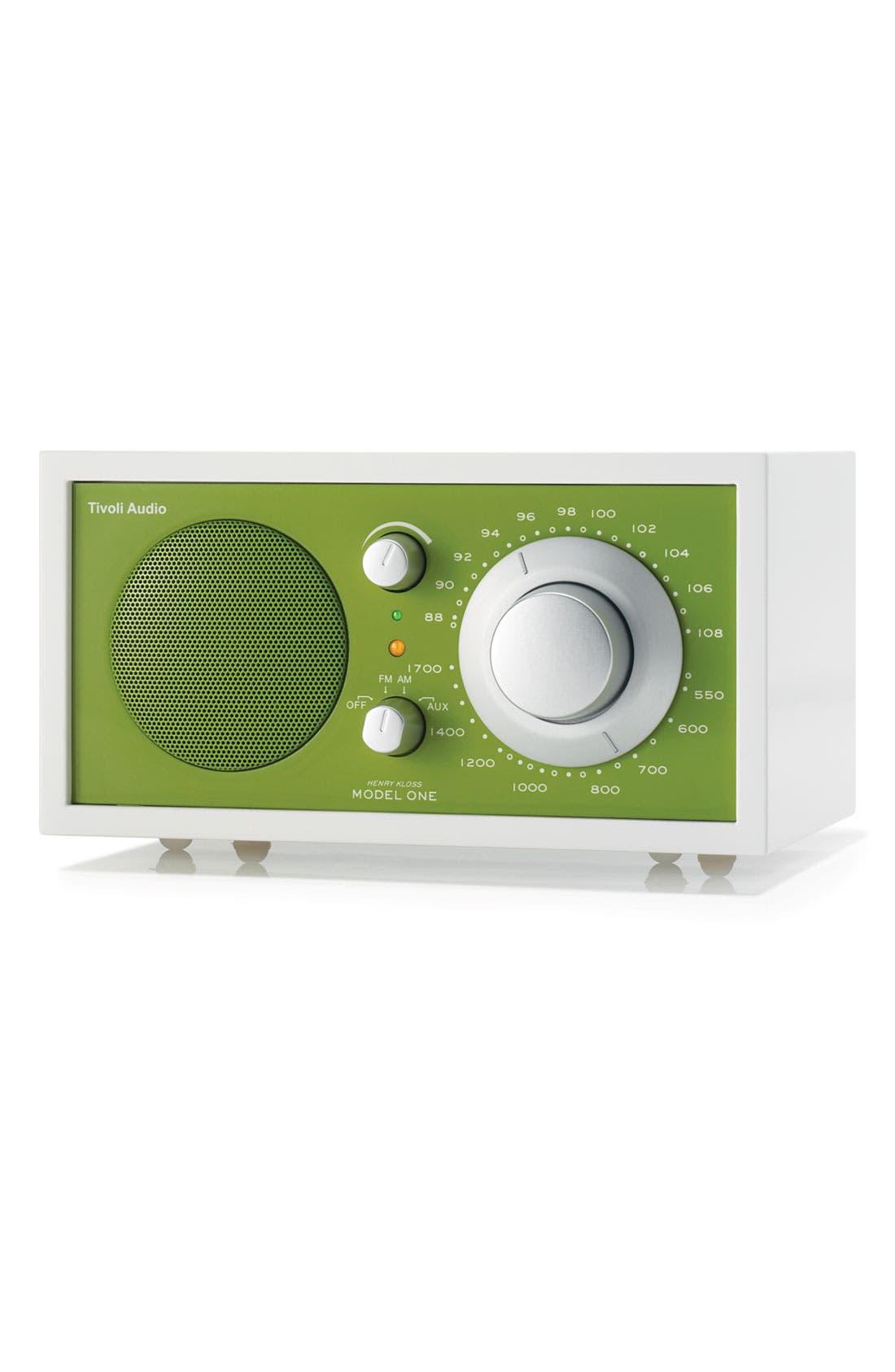 Alternate Image 1 Selected - Tivoli Audio 'Model One®' AM/FM Radio