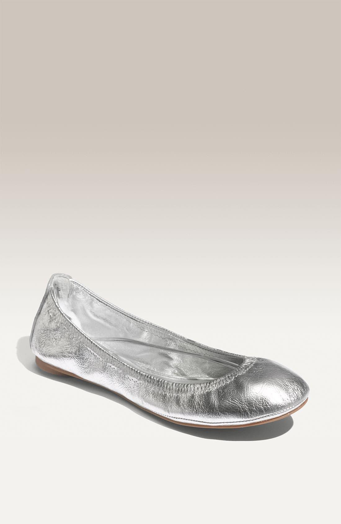 Main Image - Tory Burch 'Eddie' Ballerina Flat