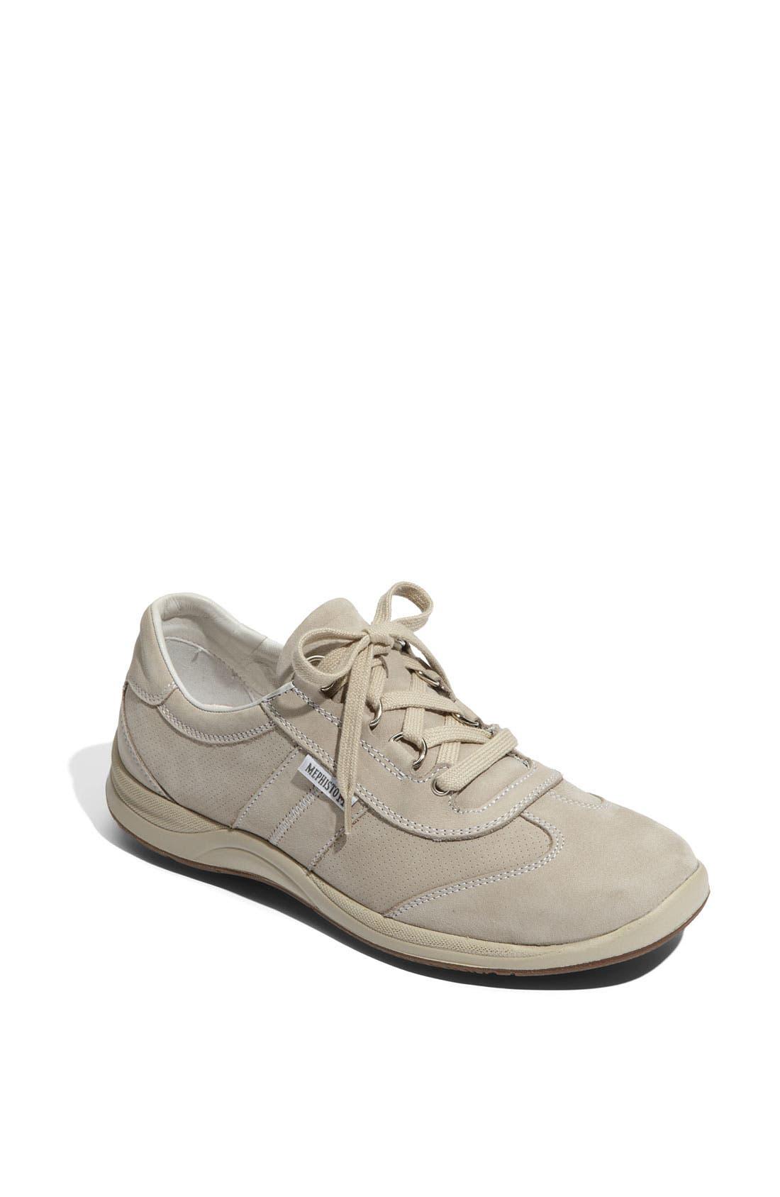 Alternate Image 1 Selected - Mephisto Perforated Walking Shoe (Women)