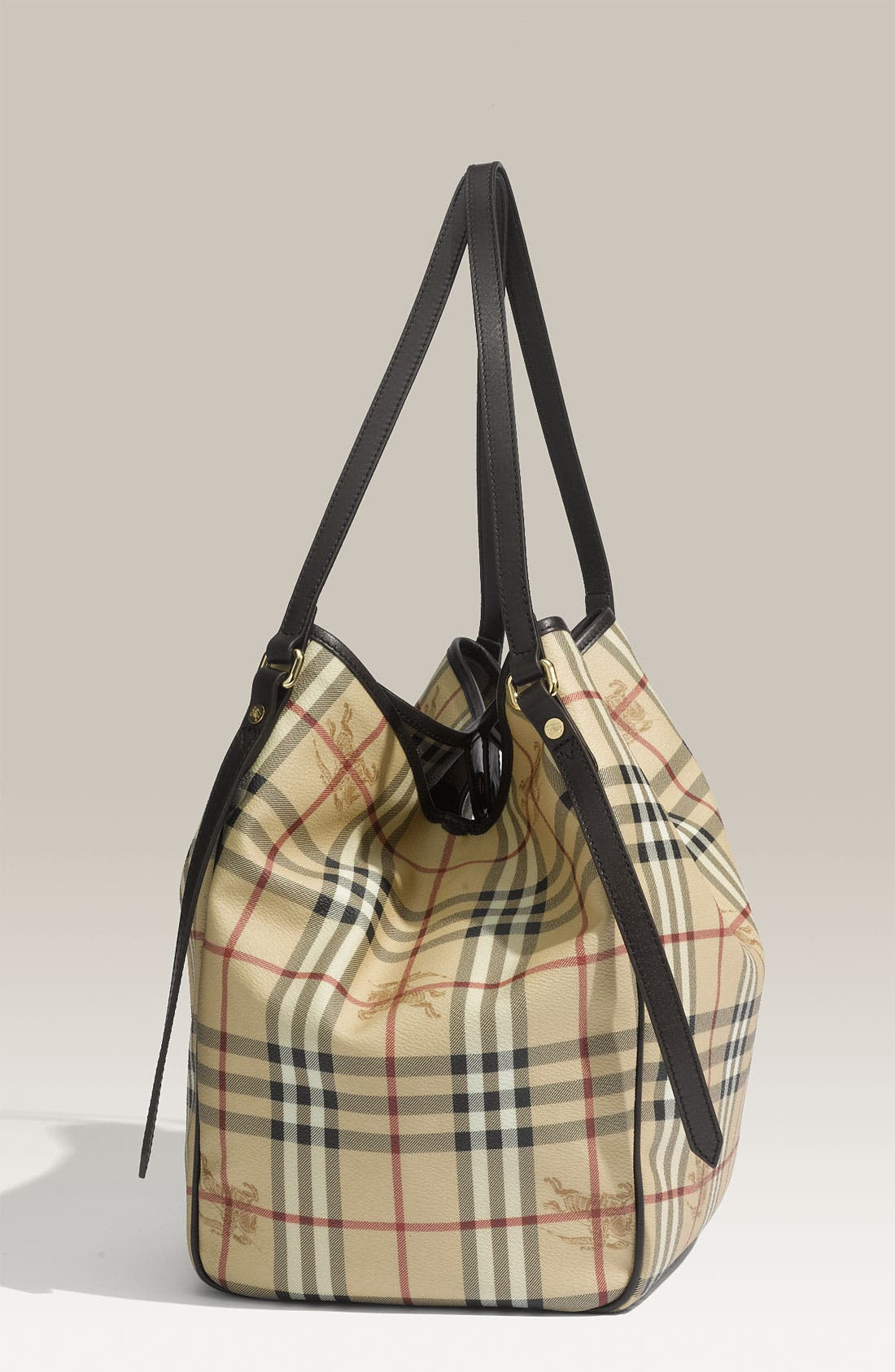 Alternate Image 2  - Burberry 'Medium Haymarket Check' Shoulder Bag