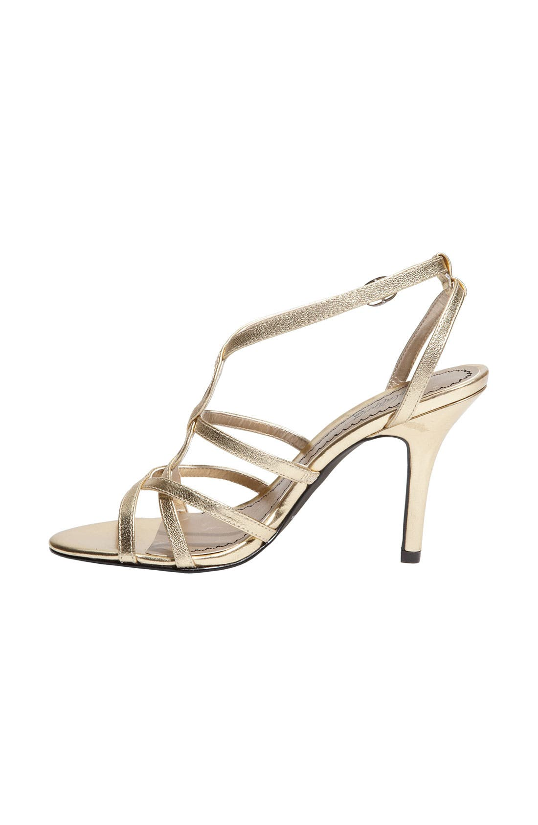 Alternate Image 2  - BP. Platinum 'Twirl' Sandal