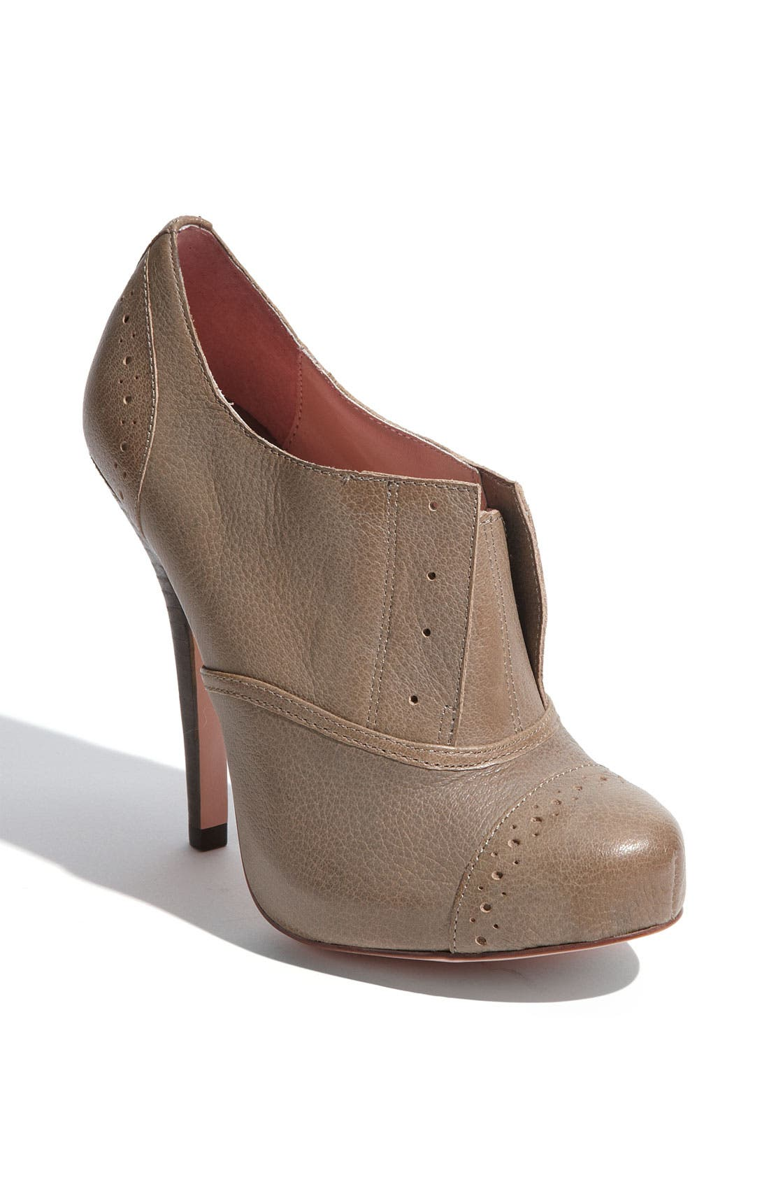 Alternate Image 1 Selected - Betsey Johnson 'Derbby' Bootie