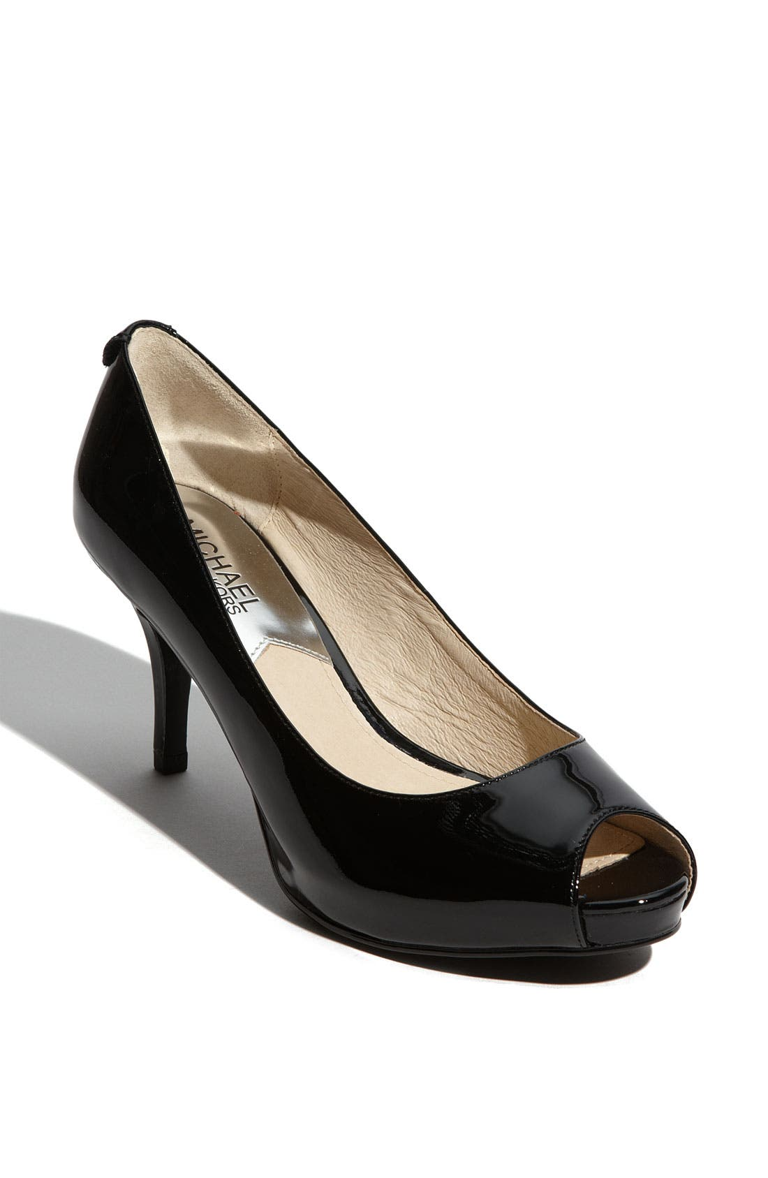Alternate Image 1 Selected - MICHAEL Michael Kors 'Flex' Peep Toe Pump