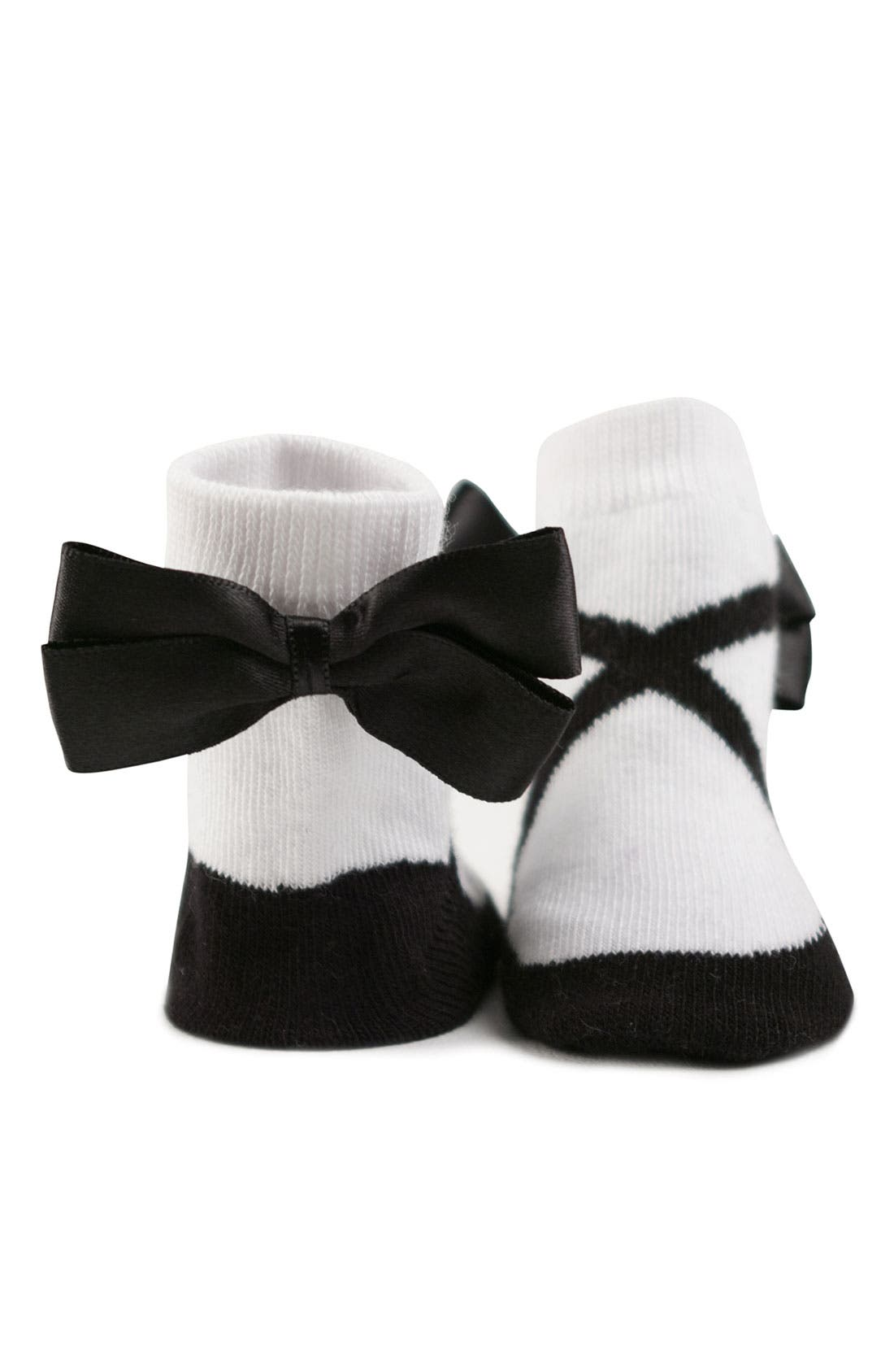 Alternate Image 2  - Trumpette Socks (Baby Girls & Toddler Girls)