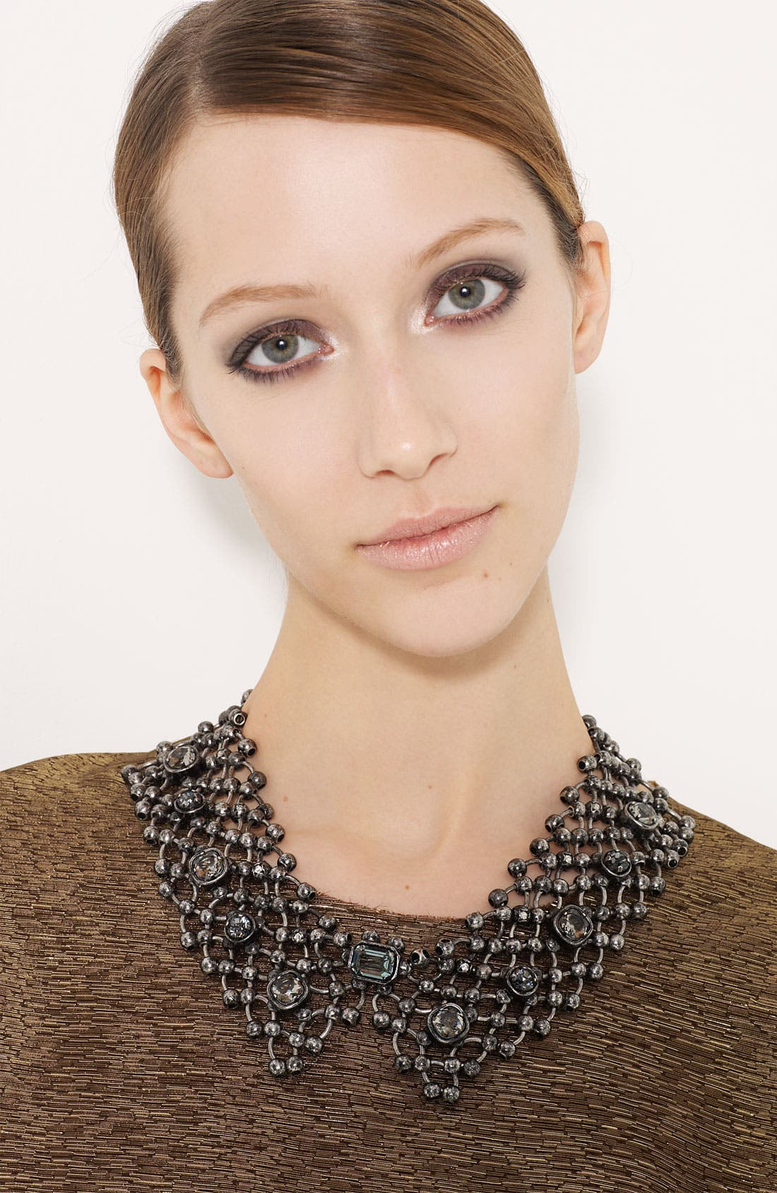 Alternate Image 1 Selected - Lanvin Côte de Maille Collar Necklace