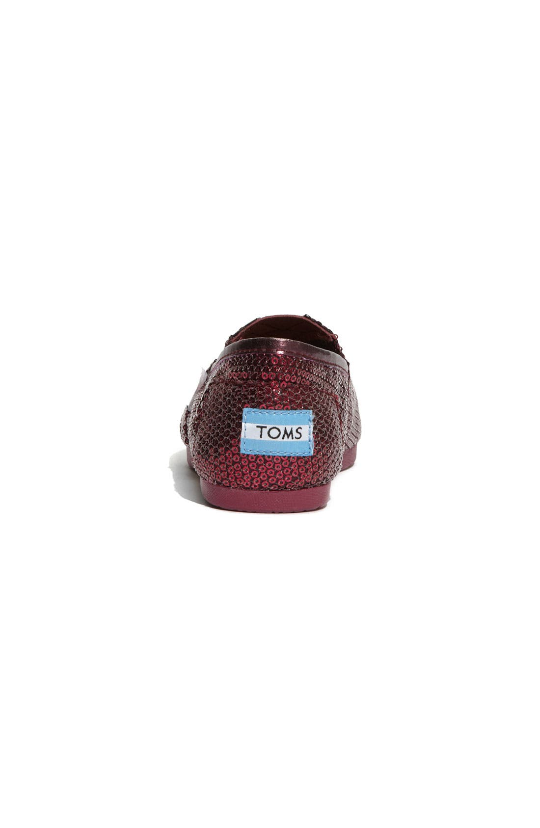 Alternate Image 3  - TOMS 'Classic - Sequins' Slip-On (Women) (Nordstrom Exclusive)