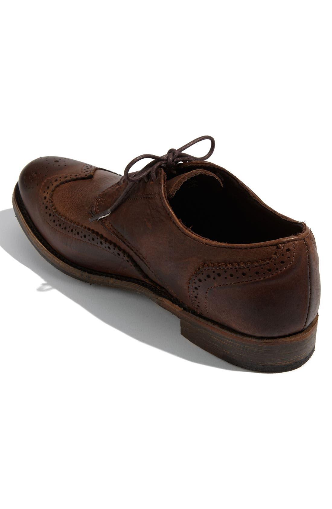Alternate Image 2  - Vintage Shoe Company 'Langdon' Wingtip Oxford
