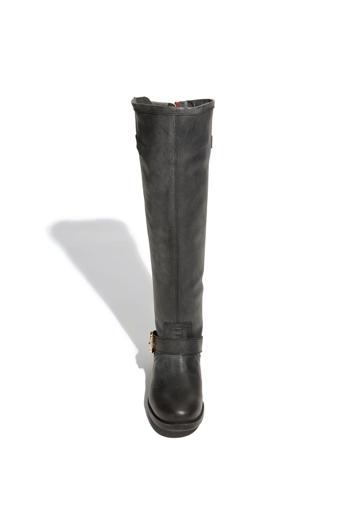 Alternate Image 3  - Steve Madden 'Lindley' Contrast Zip Boot