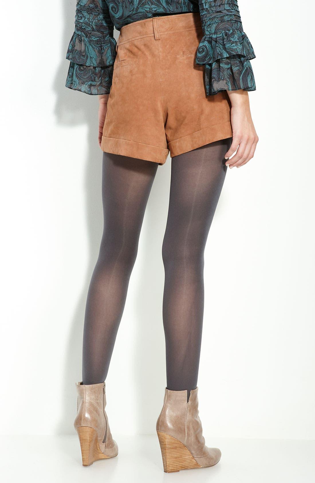 Alternate Image 2  - Hinge® Suede Shorts