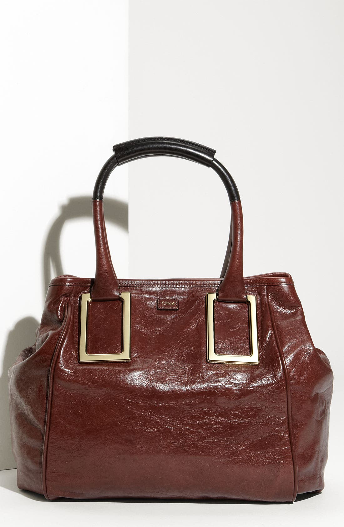 Main Image - Chloé 'Ethel - New' Leather Tote