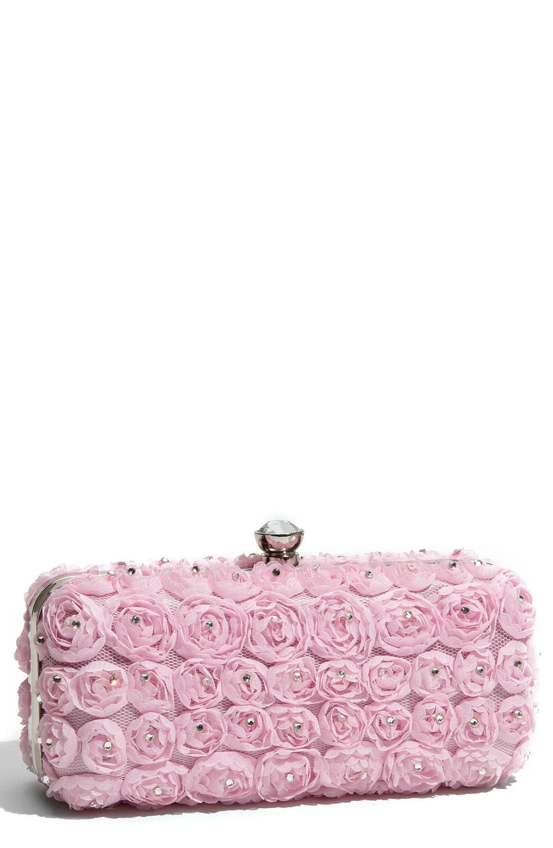 Main Image - Natasha 'Rose' Minaudiere Box Clutch
