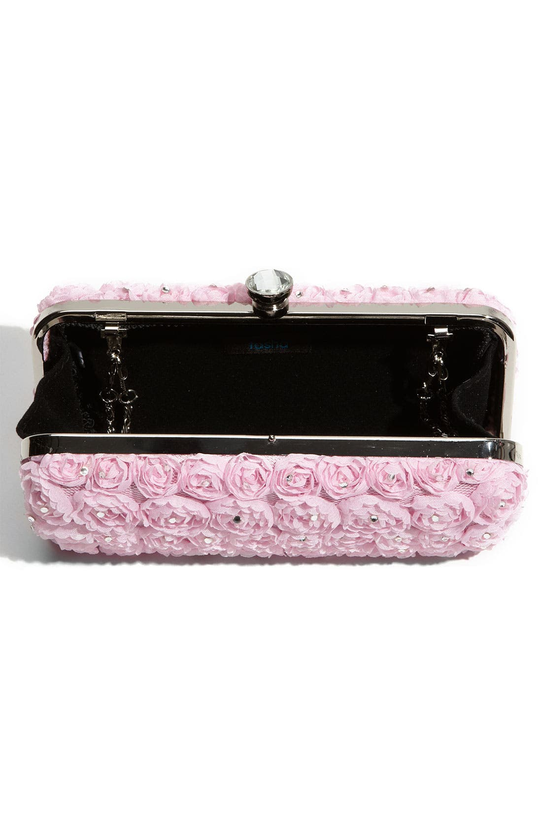 Alternate Image 3  - Natasha 'Rose' Minaudiere Box Clutch