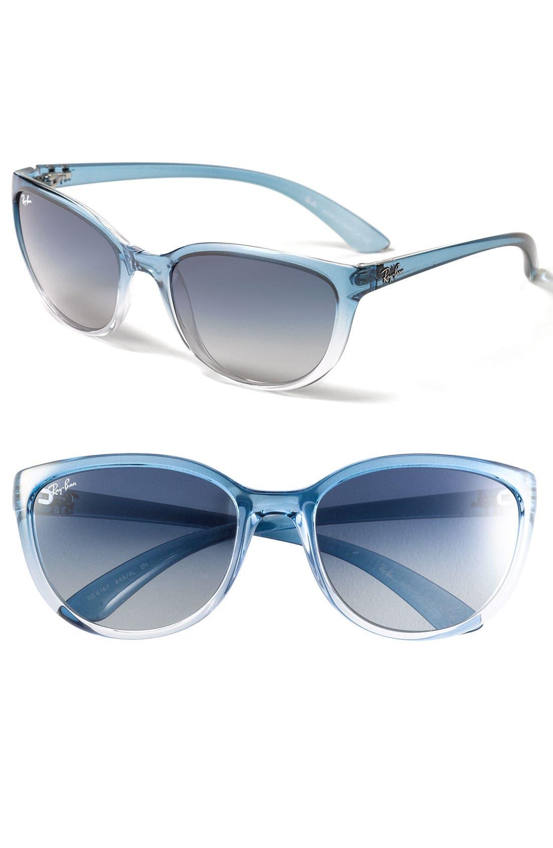 Alternate Image 1 Selected - Ray-Ban Cat's Eye Sunglasses