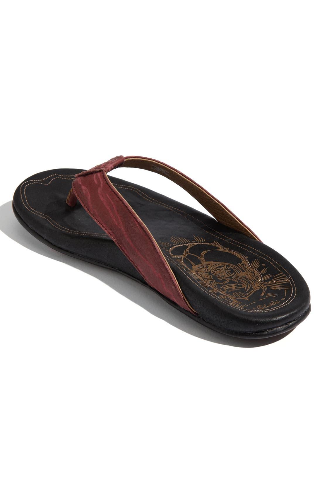 Alternate Image 2  - OluKai 'Pu'ali' Flip Flop