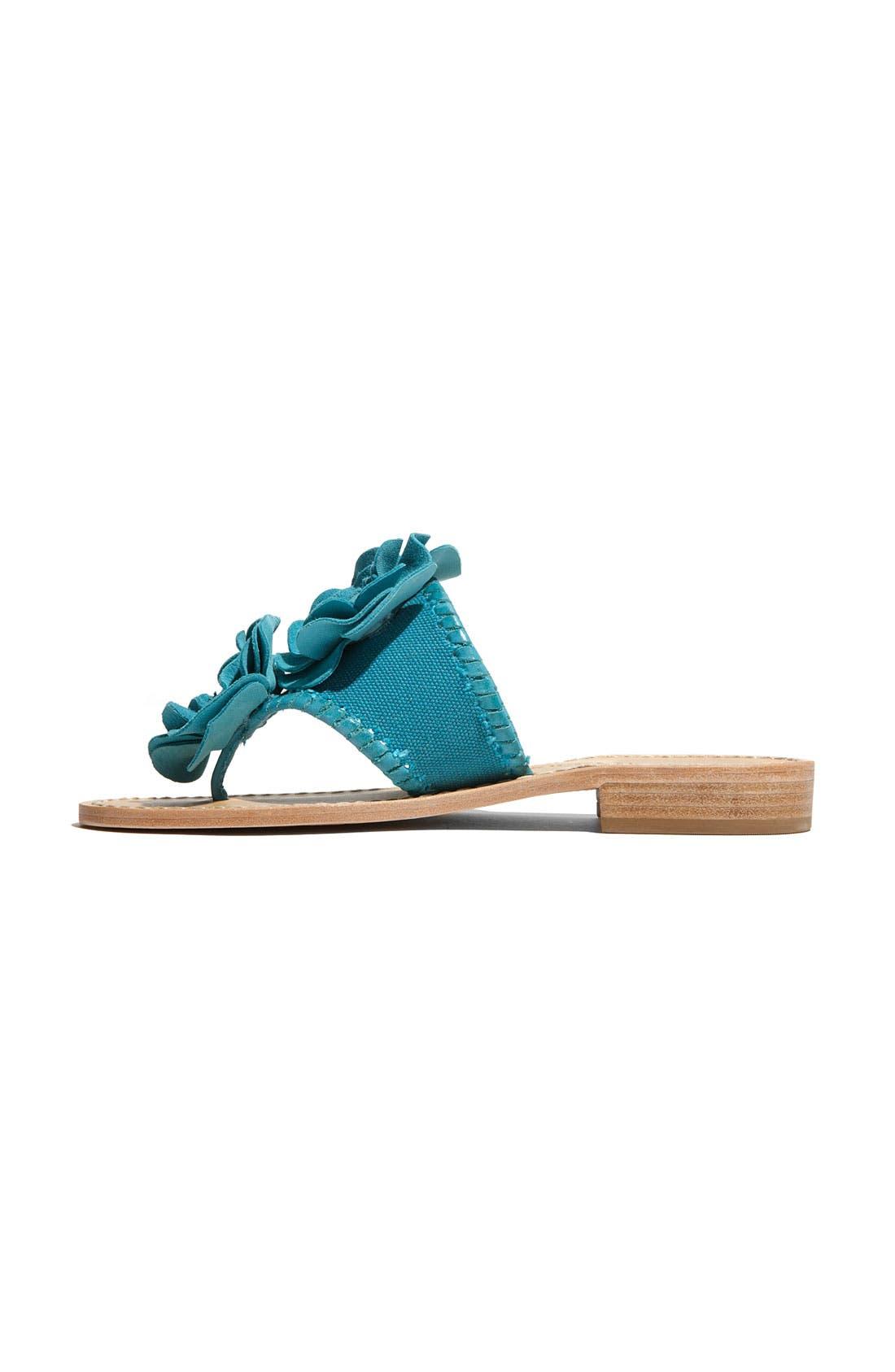 Alternate Image 2  - Jack Rogers 'Wellesley' Flat Sandal
