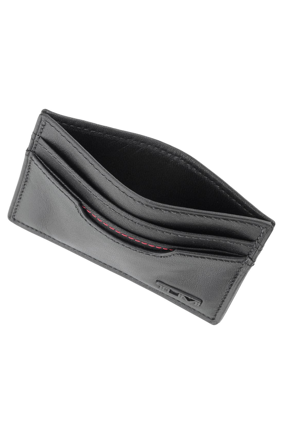 Alternate Image 2  - Tumi 'Delta' Slim Card Case ID Wallet