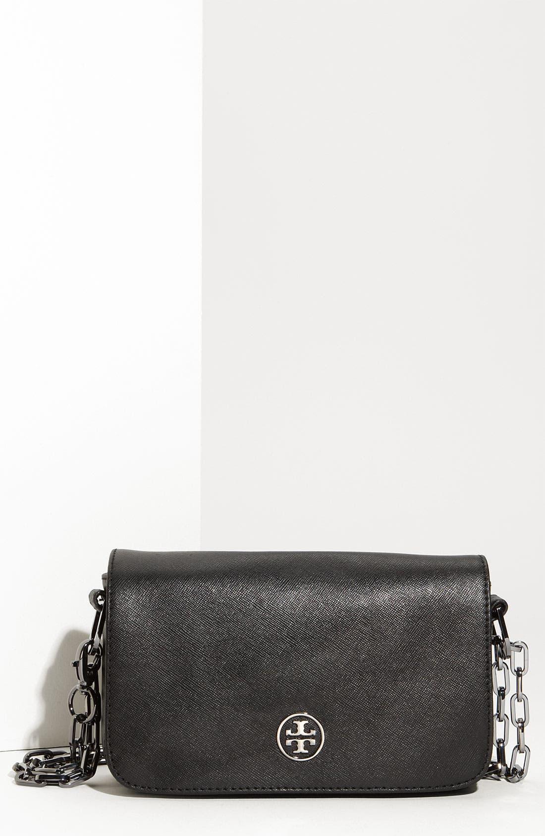 Alternate Image 1 Selected - Tory Burch 'Robinson - Mini' Crossbody Bag