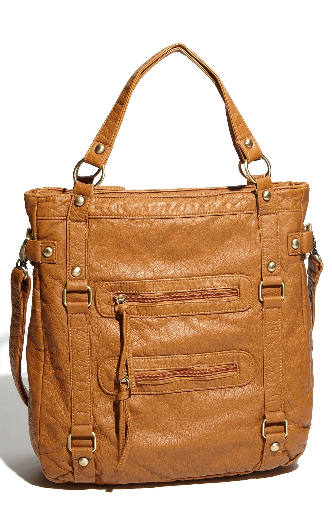 Main Image - Under One Sky Double Zip Tote