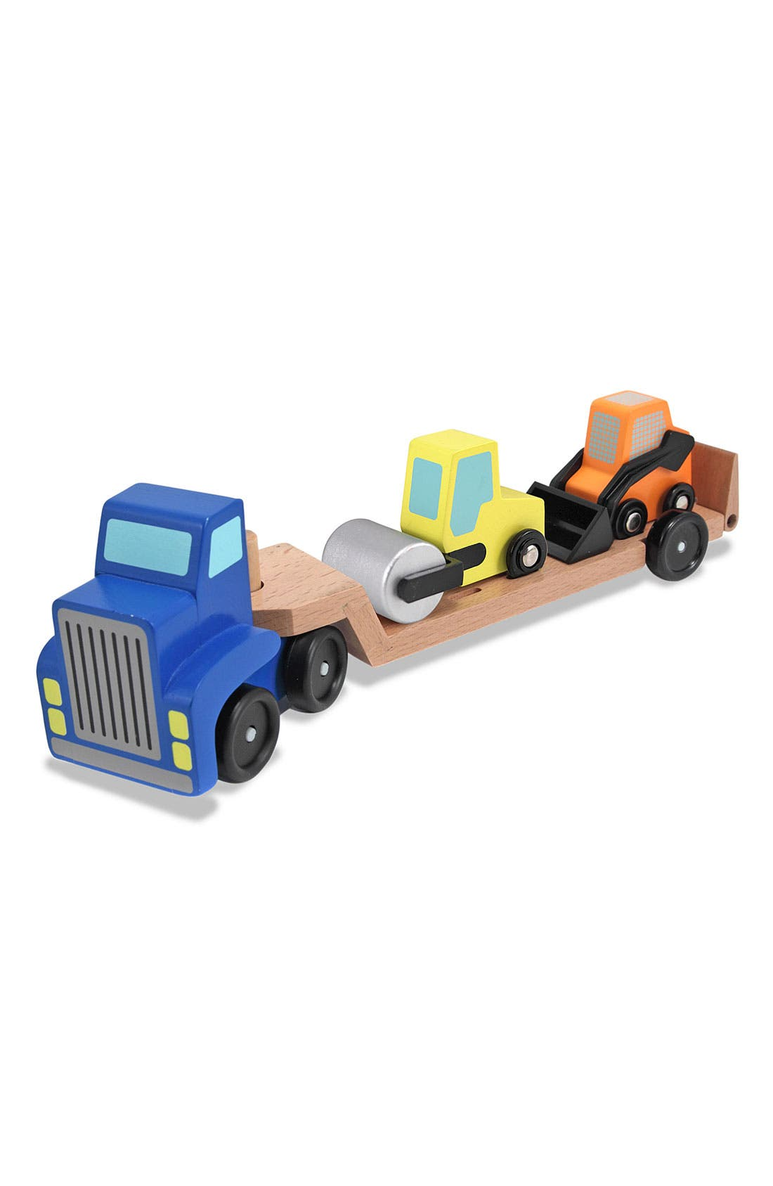 Main Image - Melissa & Doug Wooden Vehicle Carrier