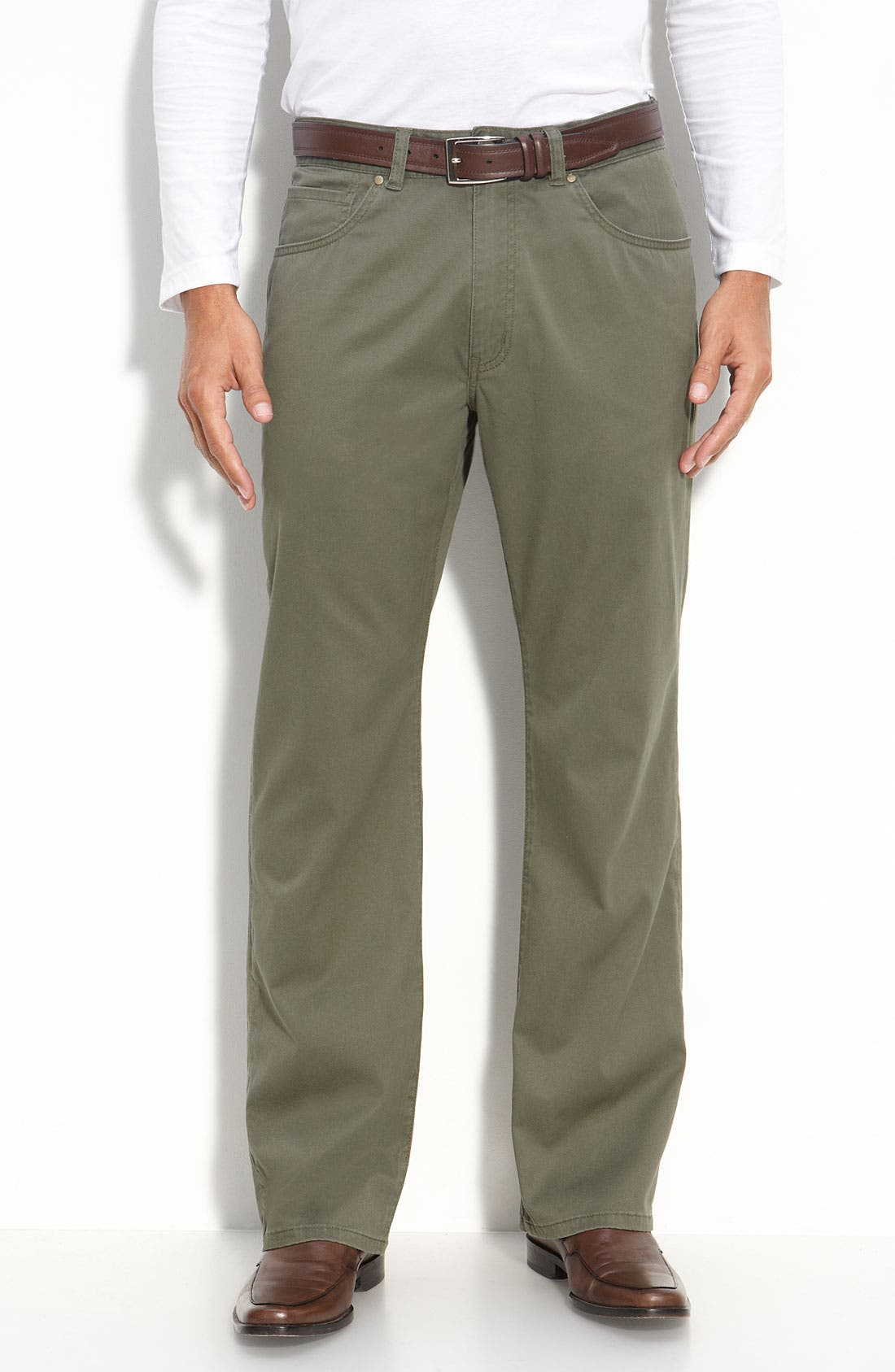 Alternate Image 1 Selected - Cutter & Buck 'Colin' Twill Pants