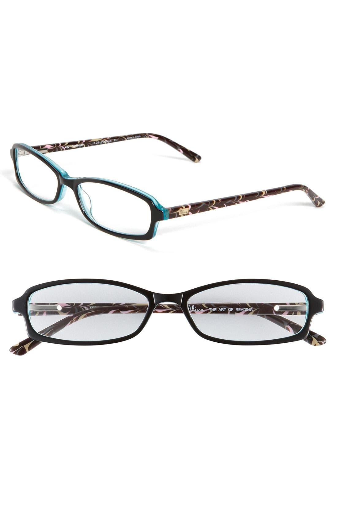 Alternate Image 1 Selected - I Line Eyewear 'Confection' Reading Glasses