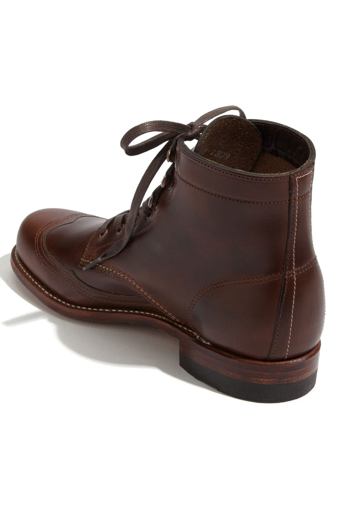 Alternate Image 2  - Wolverine '1000 Mile - Addison' Wingtip Boot