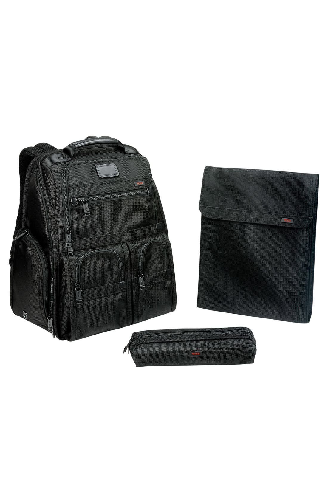 Alternate Image 4  - Tumi 'Alpha' Compact Laptop BriefPack®