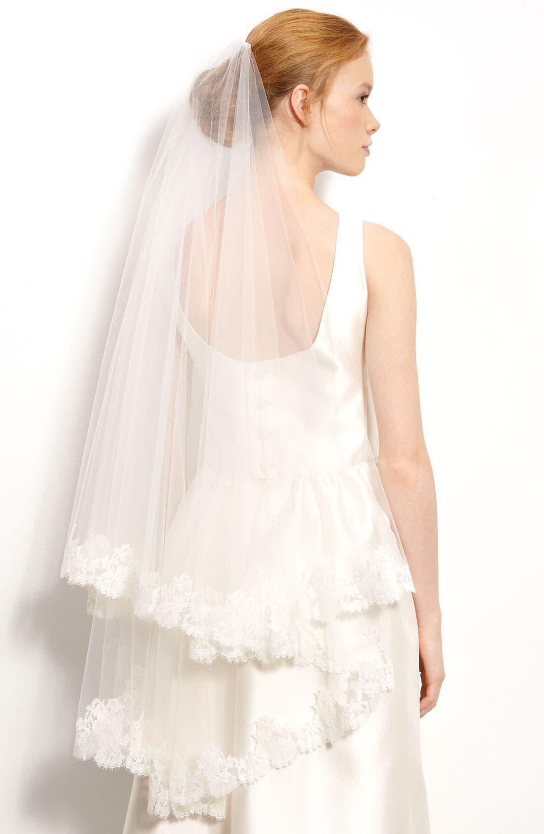 Alternate Image 1 Selected - Nina 'Duchess' Veil