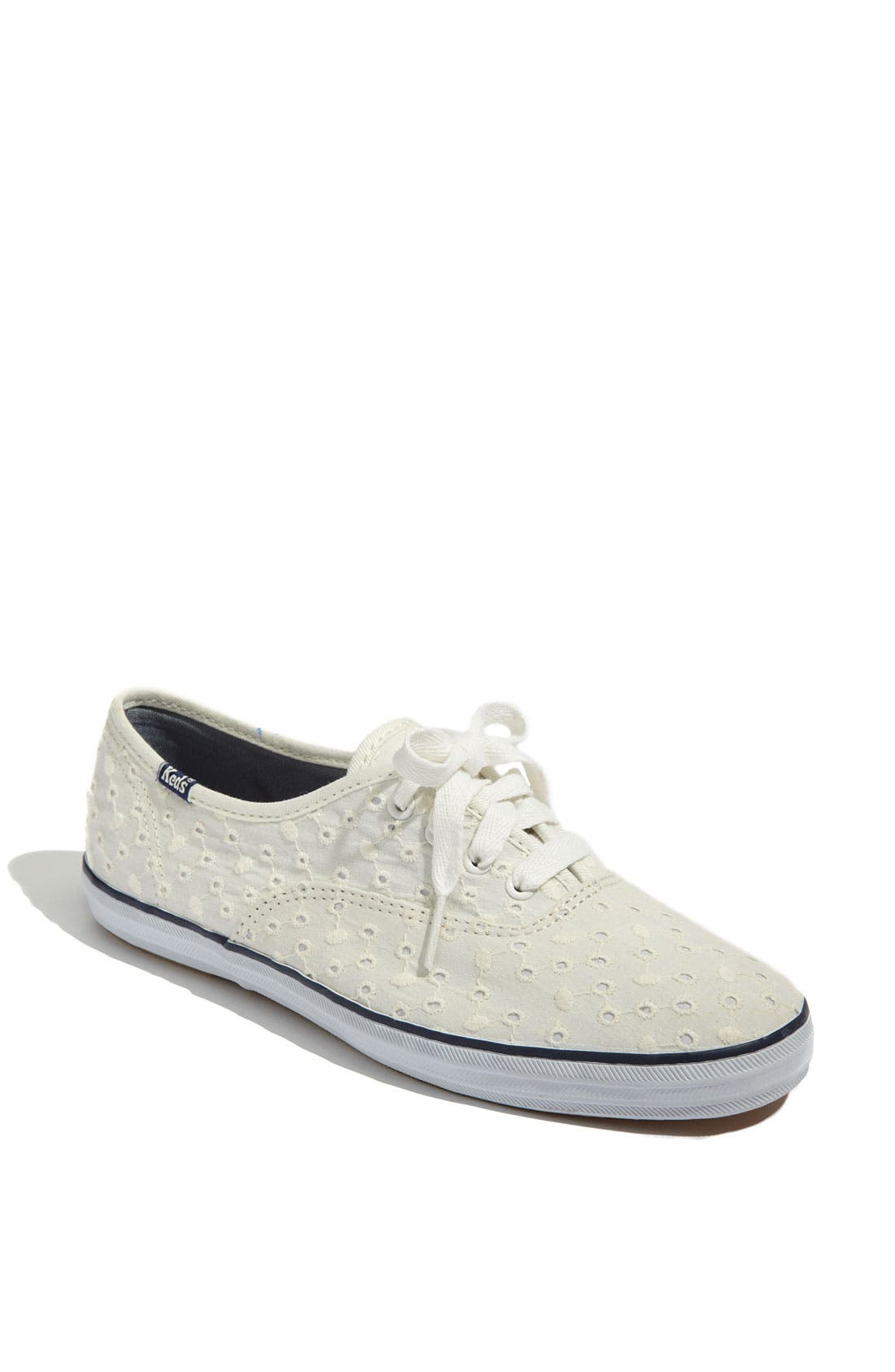 Alternate Image 1 Selected - Keds® 'Champion - Eyelet' Sneaker