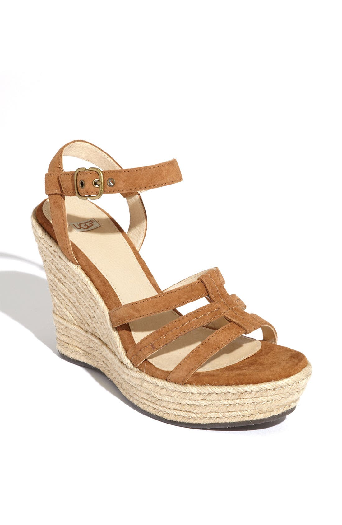 Alternate Image 1 Selected - UGG® Australia 'Callia' Sandal