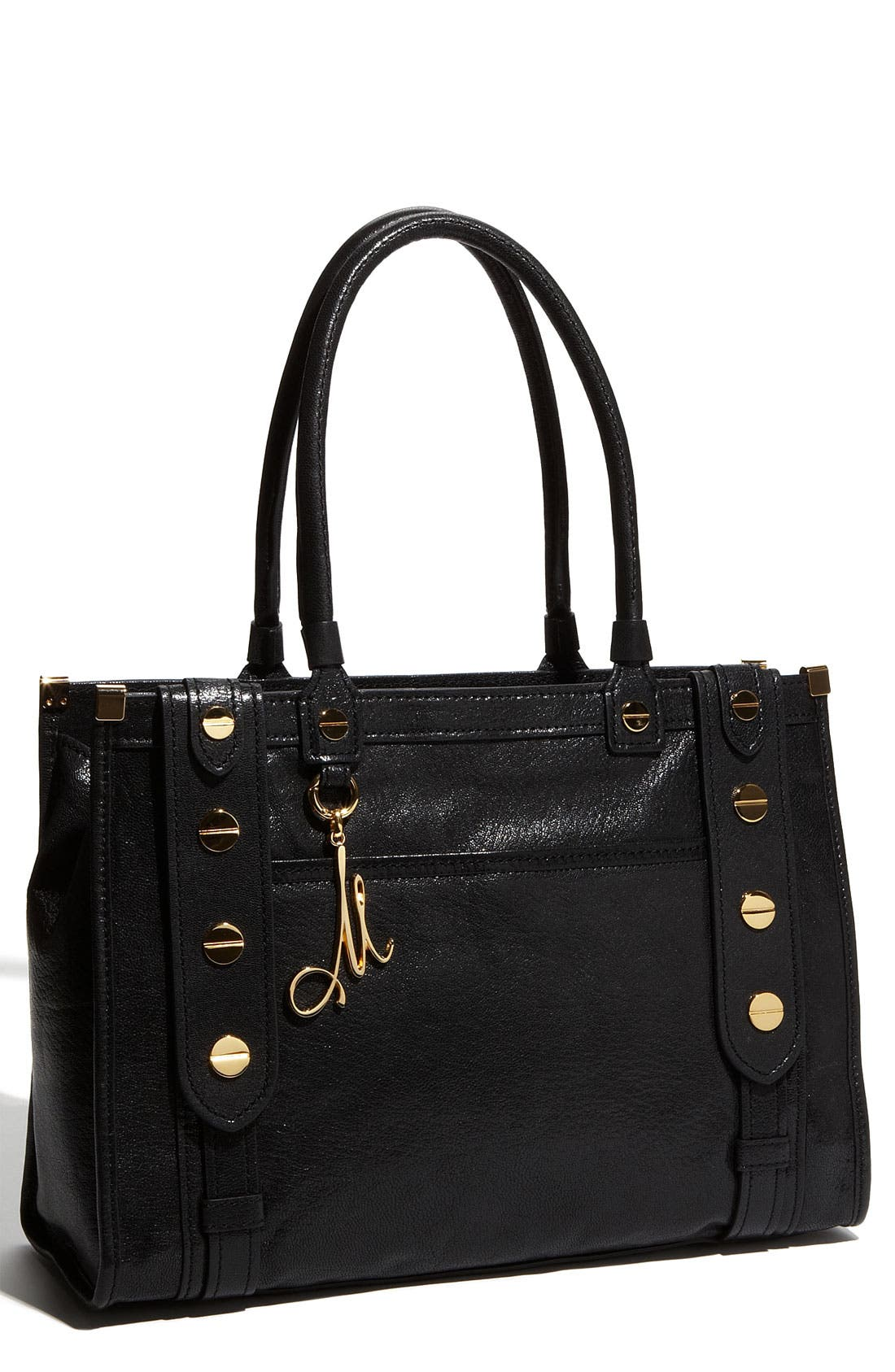 Main Image - Milly 'Caroline Sparkling - Large' Leather Tote