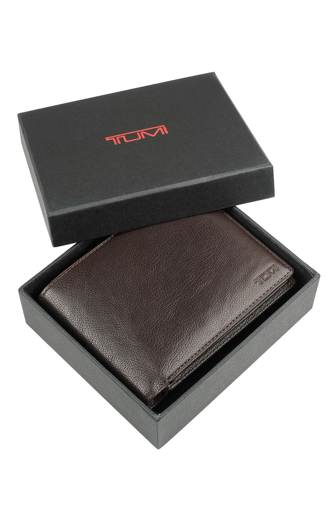 Alternate Image 4  - Tumi 'Sierra - Global' Removable Passcase ID Wallet