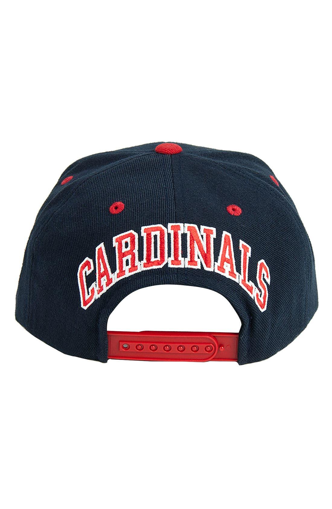 Alternate Image 2  - American Needle 'Blockhead Cardinals' Snapback Baseball Cap