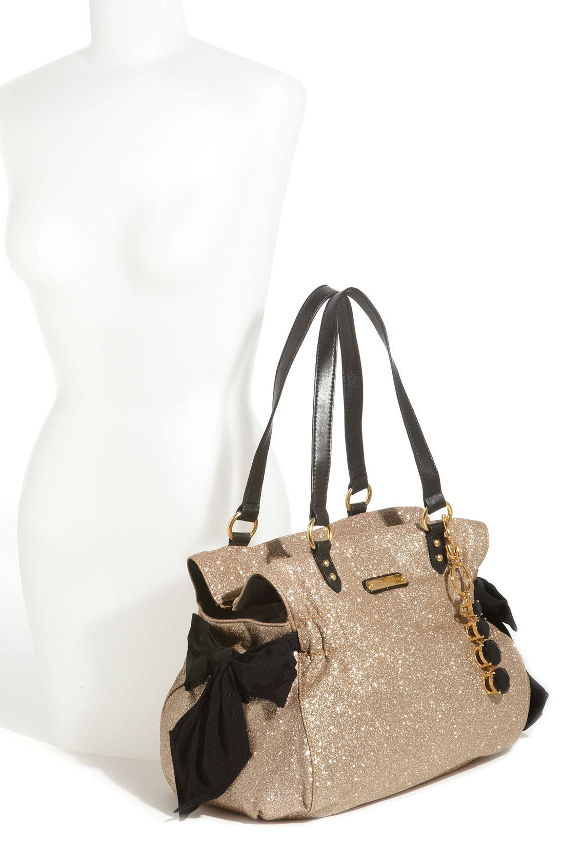 Alternate Image 2  - Juicy Couture 'Stardust Glitter Daydreamer' Tote