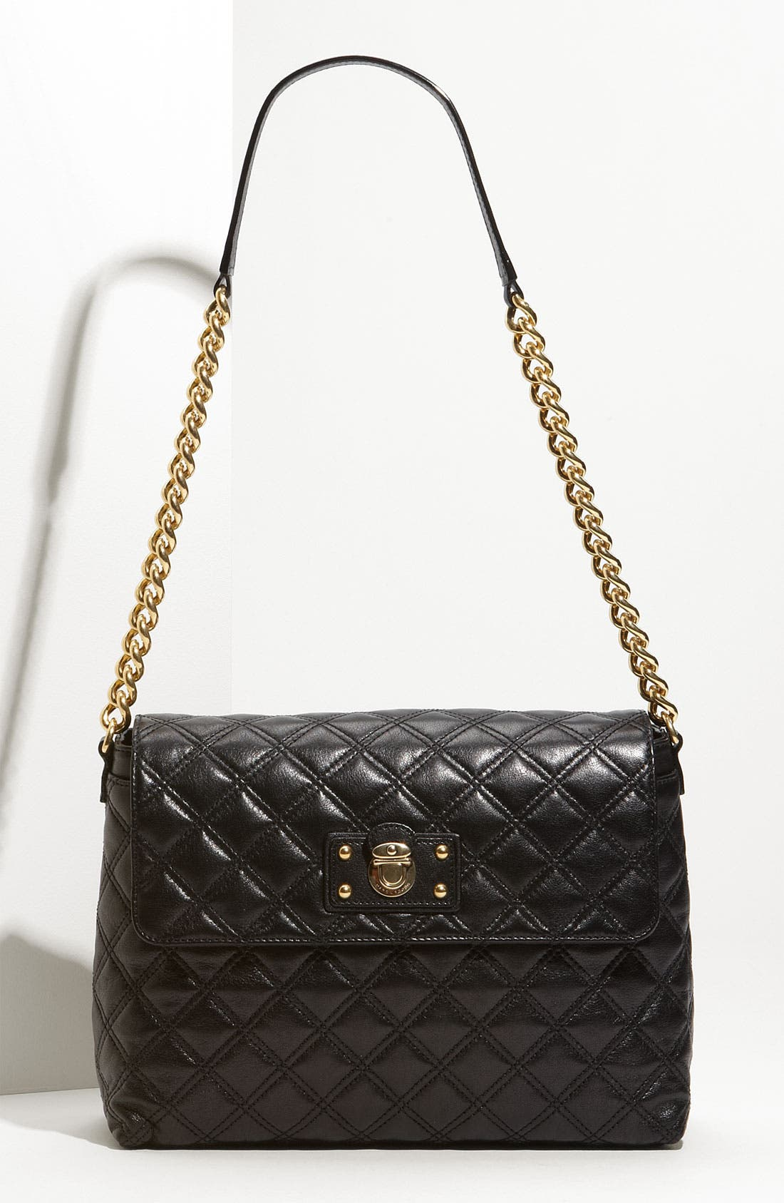 Main Image - MARC JACOBS 'Quilting - XL Single' Shoulder Bag
