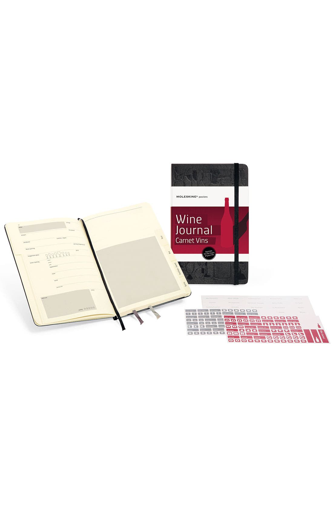 Alternate Image 3  - Moleskine® Wine Journal