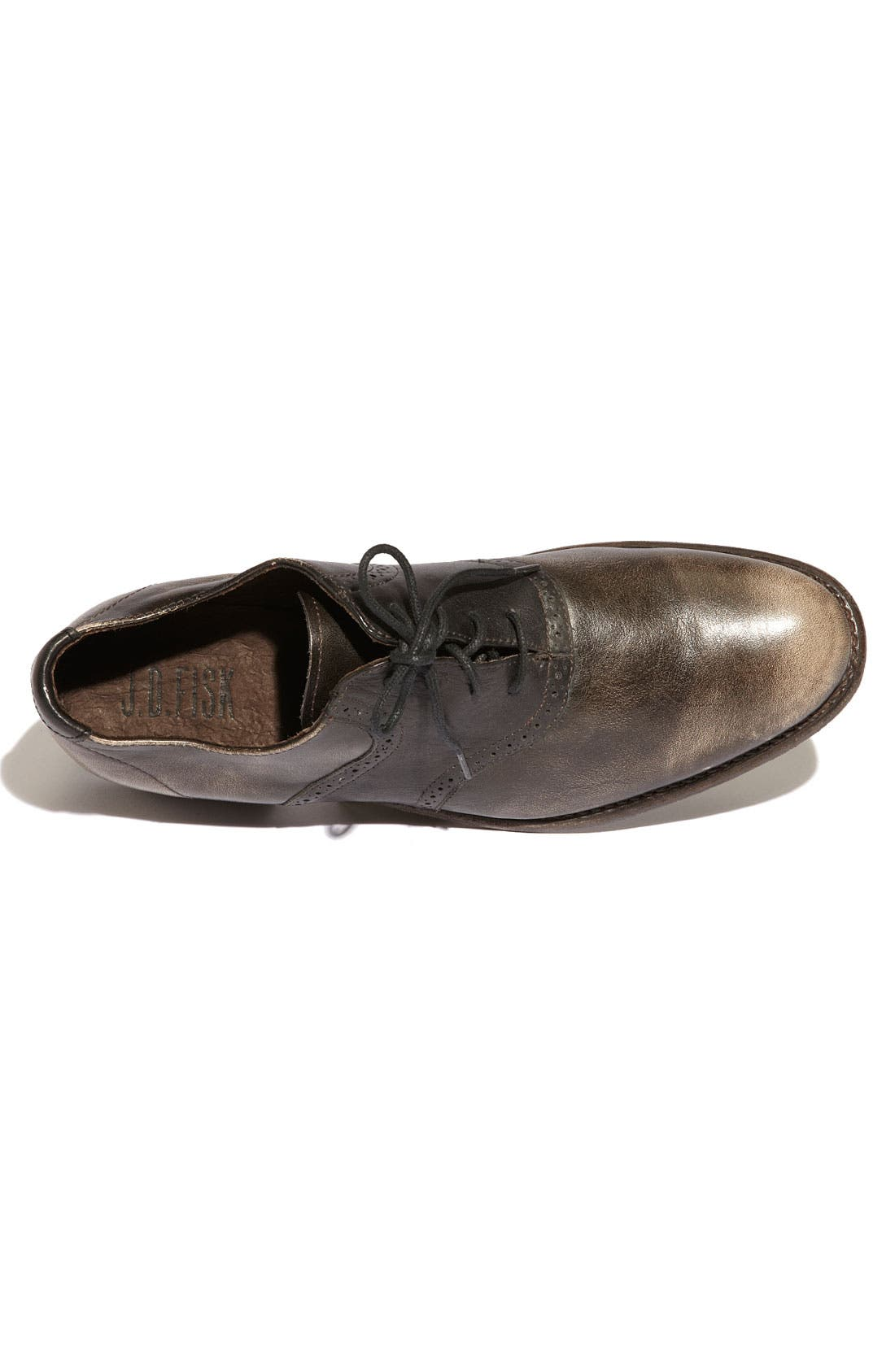 Alternate Image 3  - J.D. Fisk 'Nikko' Saddle Shoe