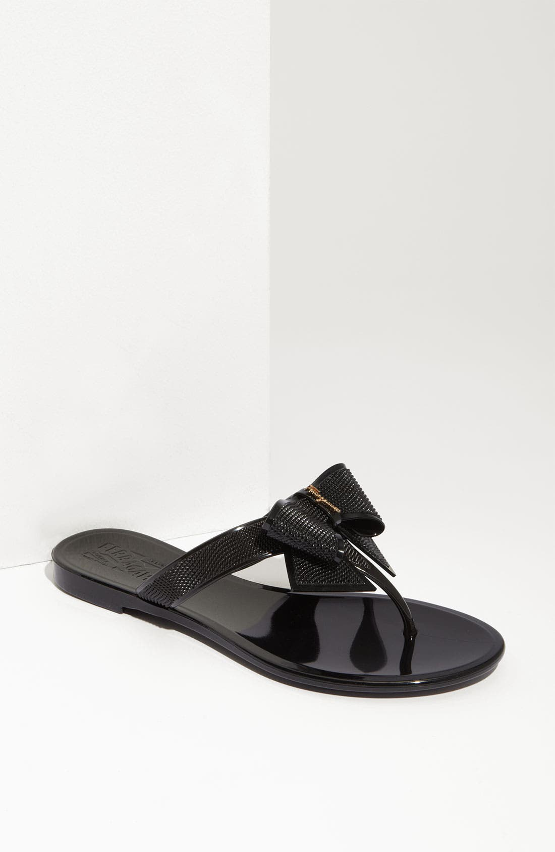 Alternate Image 1 Selected - Salvatore Ferragamo 'Bali' Sandal