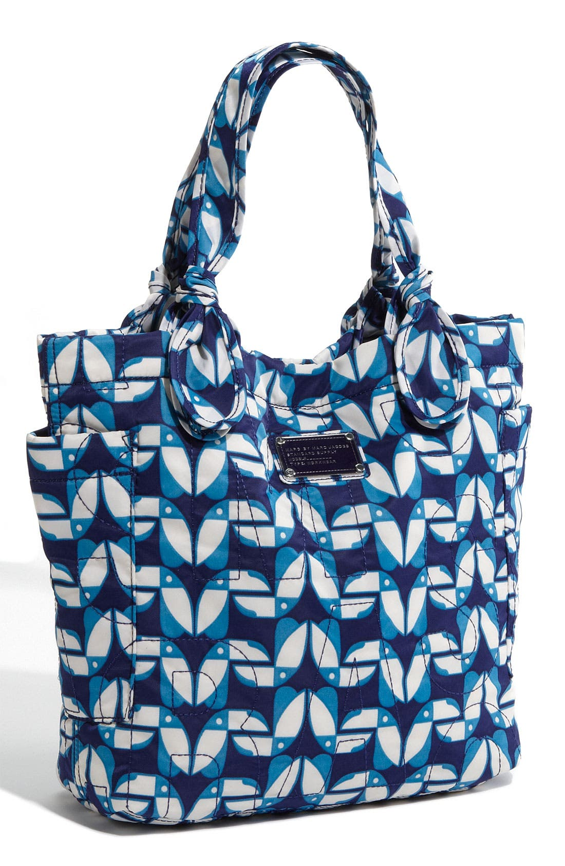 Main Image - MARC BY MARC JACOBS 'Pretty Nylon - Little Tate' Print Tote