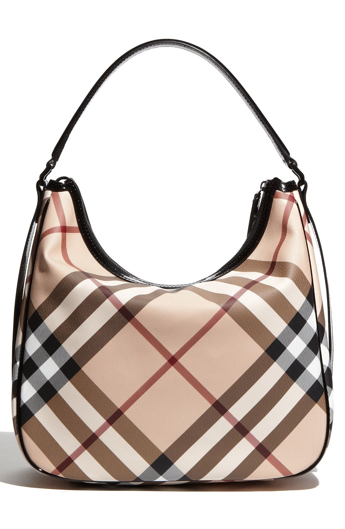 Alternate Image 4  - Burberry 'Nova Check' Hobo