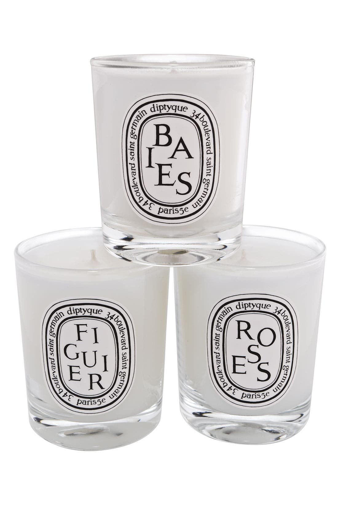 Alternate Image 1 Selected - diptyque Votive Candle Set