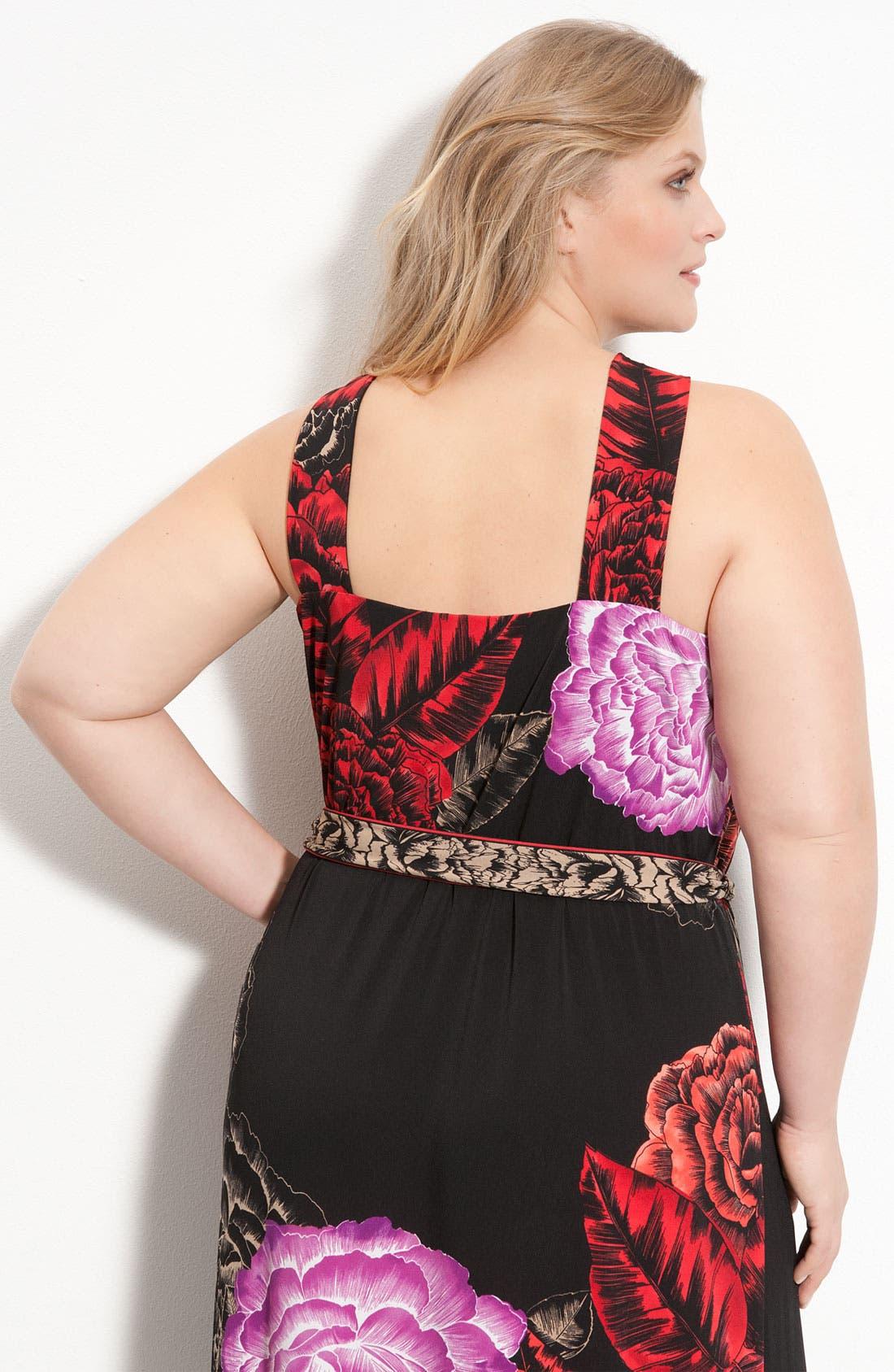 Alternate Image 3  - Tahari Woman 'Vivian' Dress (Plus)