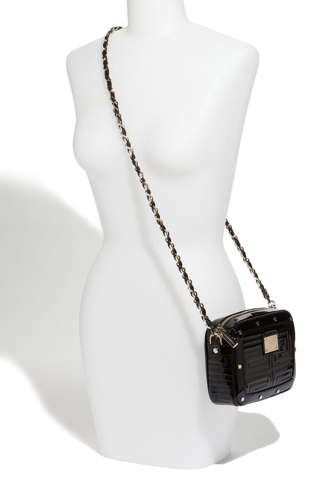 Alternate Image 2  - Versace 'Couture' Patent Leather Crossbody Bag