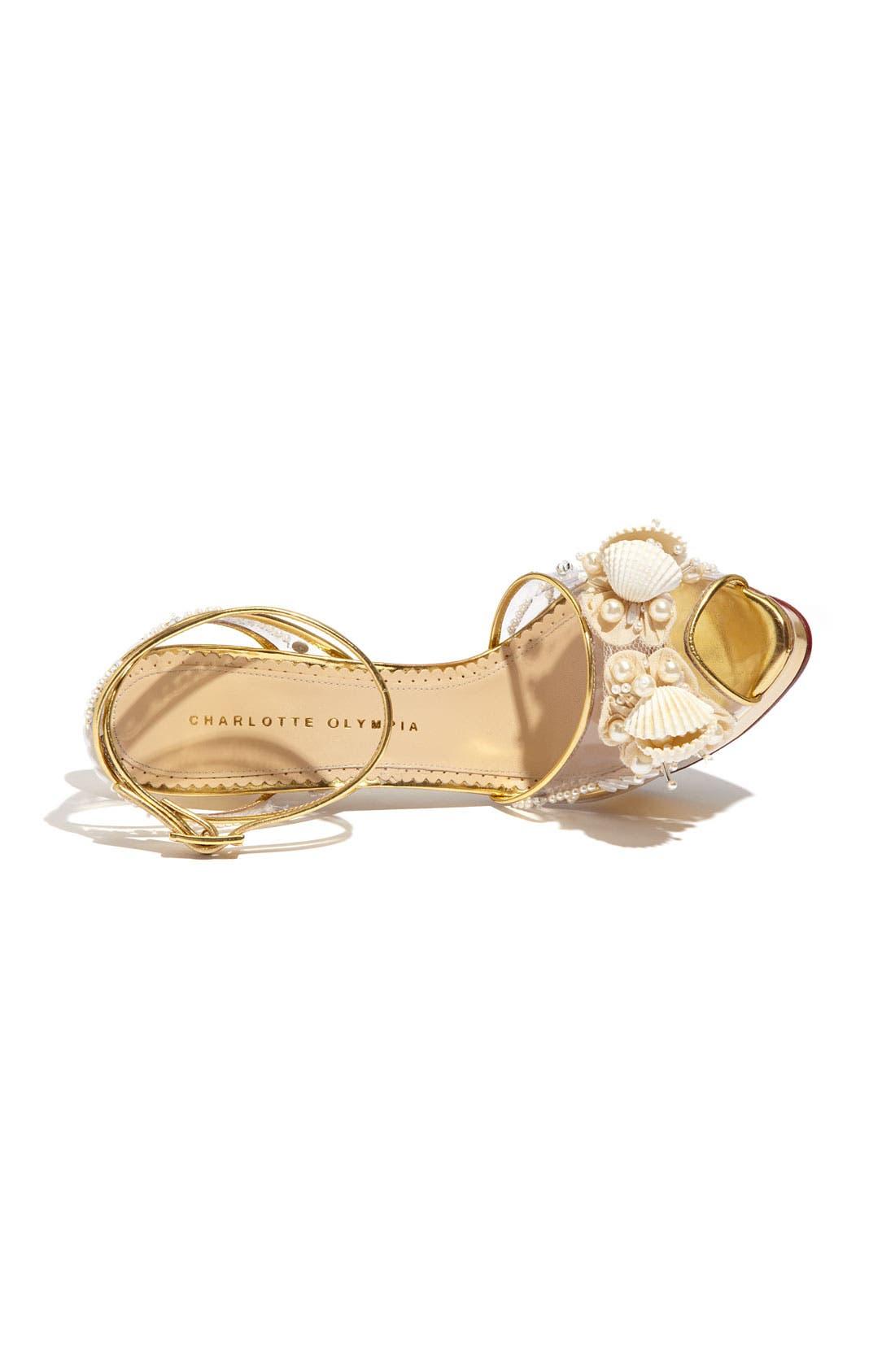 Alternate Image 3  - Charlotte Olympia 'Sea Shells' Sandal